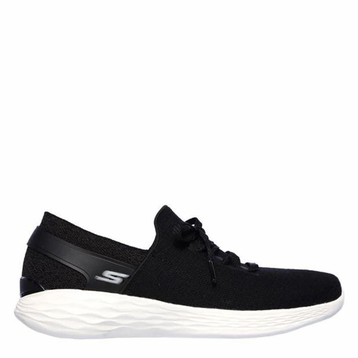 Cheap Skechers You Smile Womens Trainers at Sports Direct