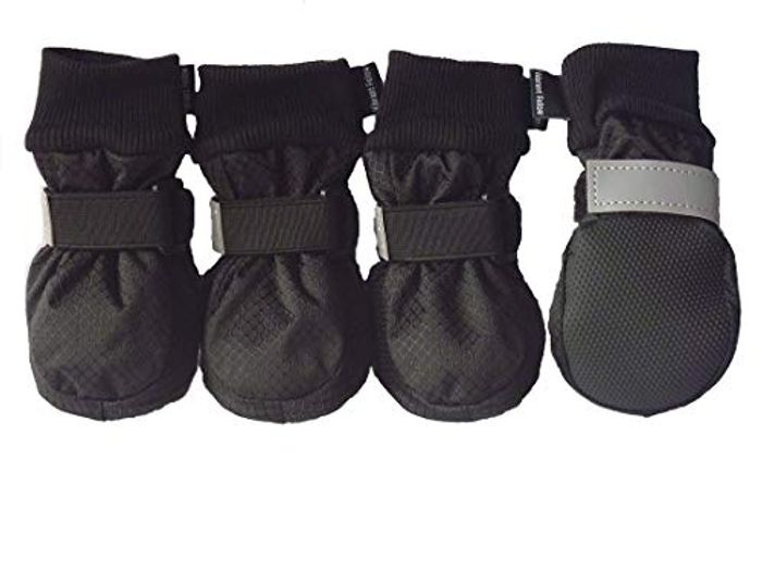 Save 12% on Vibrant Fellow Paw Protector Dog Boots