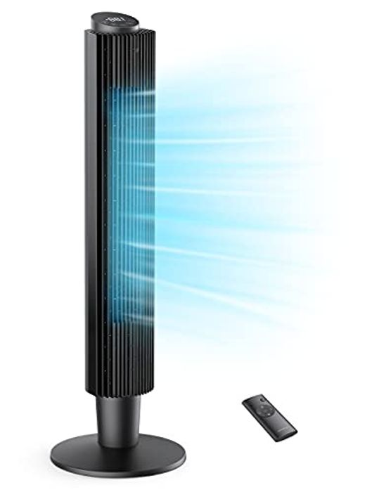 Tower Fan 90 Oscillating Cooling Fans 42or 36 Height Adjustable Tower Fans