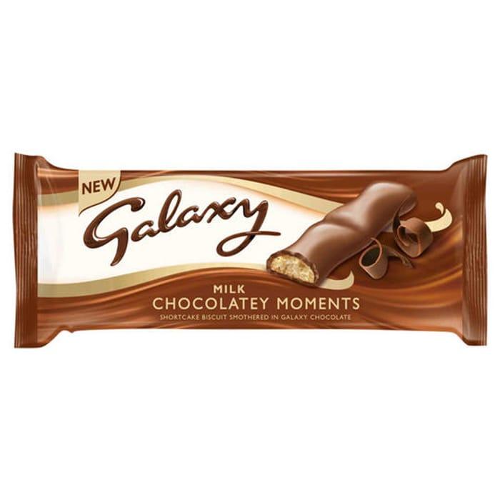 Galaxy Chocolatey Moments 110g