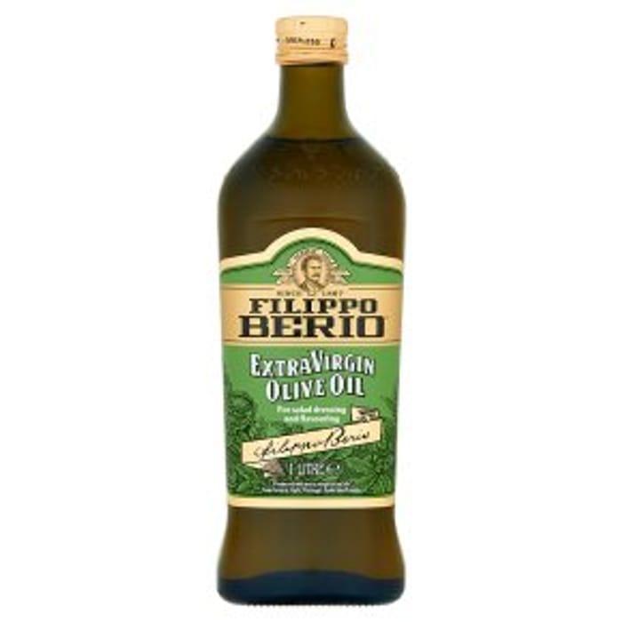 Filippo Berio Olive Oil Extra Virgin