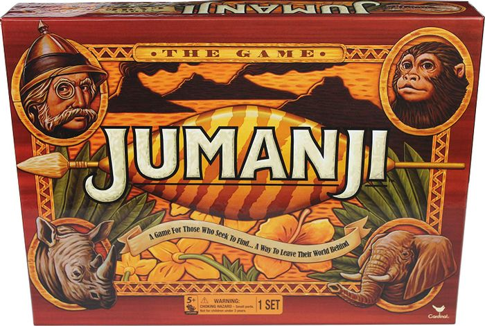 Cheap Jumanji - the Board Game - SAVE £7!