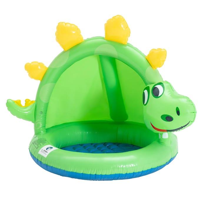 Dino Shaded Paddling Pool