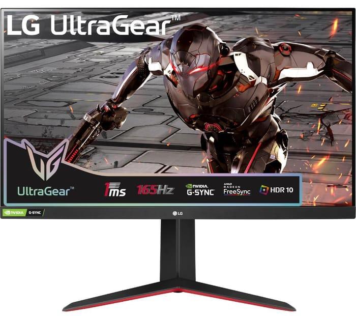 "*SAVE £100* LG UltraGear Full HD 32"" VA LCD Gaming Monitor - Black"