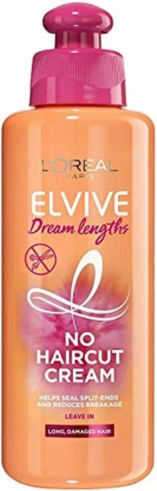 L'Oral Hair Leave in Conditioner Cream