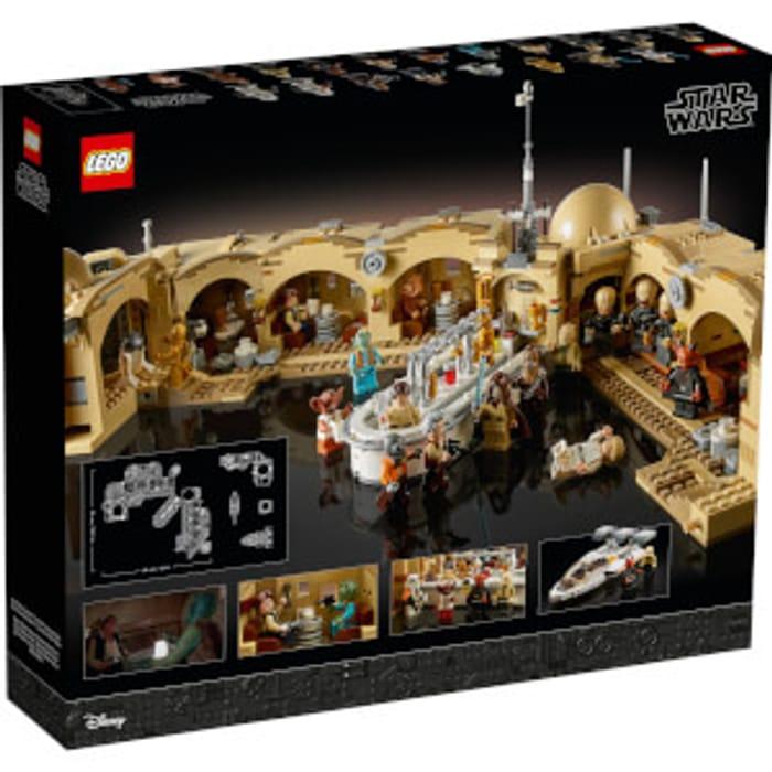 LEGO Star Wars 75290 Mos Eisley Cantin Collector Set at Zavvi