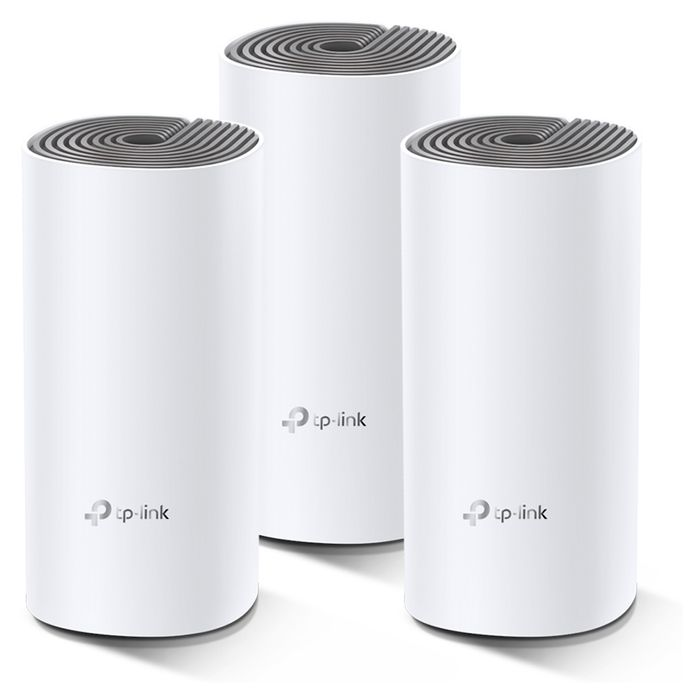 Best Price! TP-Link DECO-E4-3PACK DECO-E4 Whole Home Mesh WiFi System