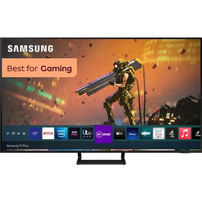 "Samsung UE65AU9000 65"" Smart 4K Ultra HD TV"