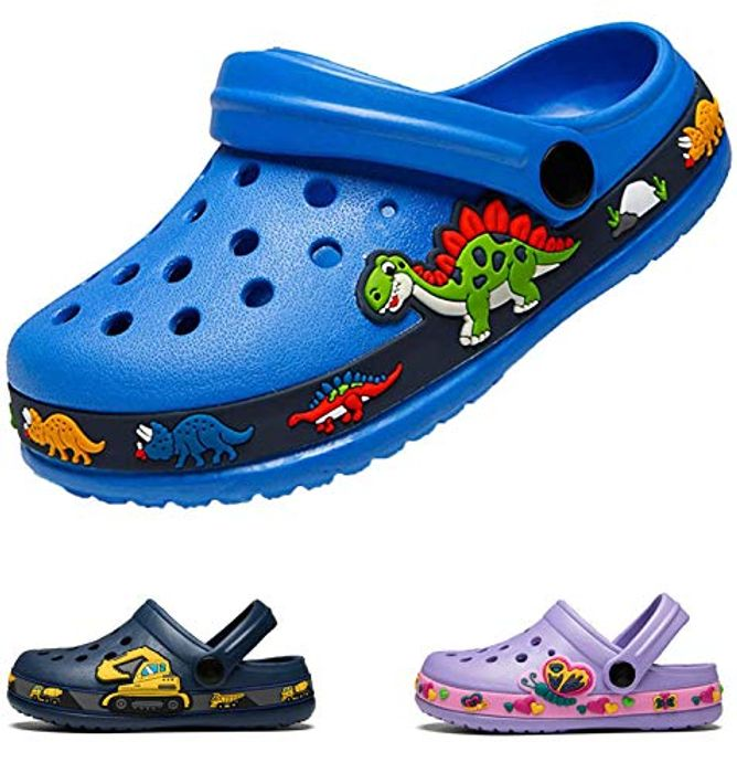 Kids Clogs & Mules for Children Boys and Girls