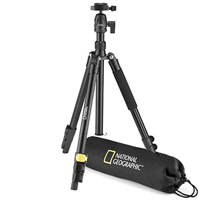 National Geographic Travel Photo Tripod Kit with Monopod