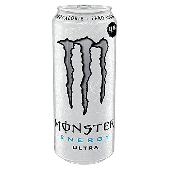 Monster Ultra Zero Sugar 24 X 500ml