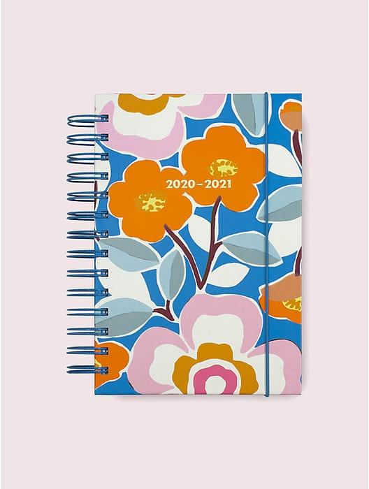 Pop Floral Medium 17-Month Planner