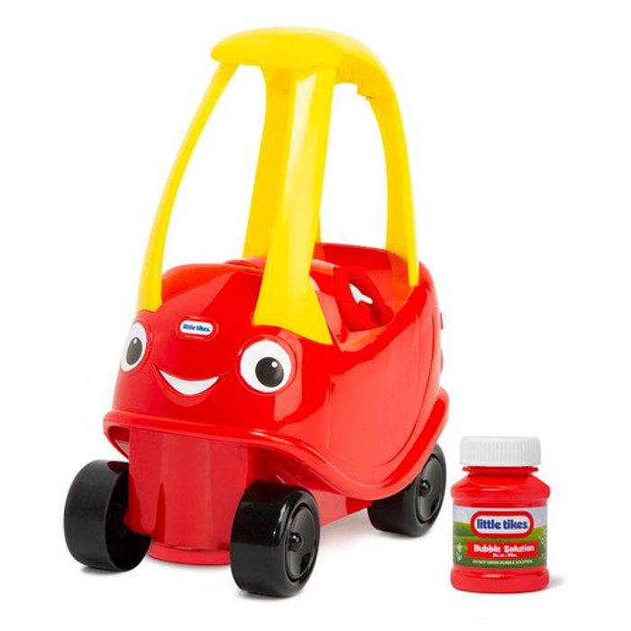 Little Tikes Cozy Coupe Bubble Machine - Half Price at the Entertainer
