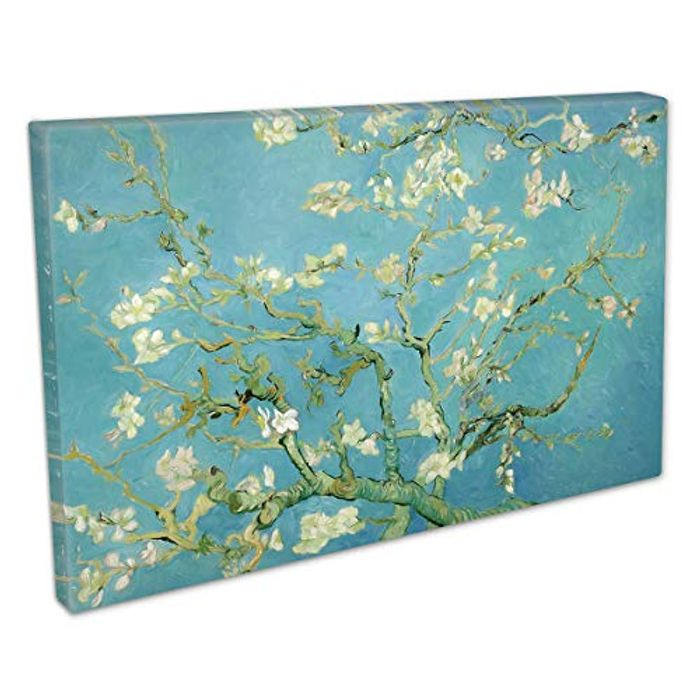 Aurora Inc Almond Blossoms Vincent Van Gogh Painting Picture with £10 off Coupon