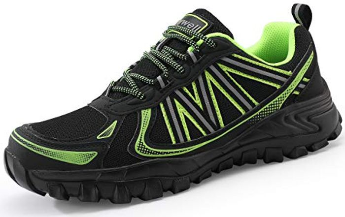 Better than 1/2 Price! Mens Low Rise Hiking Shoes