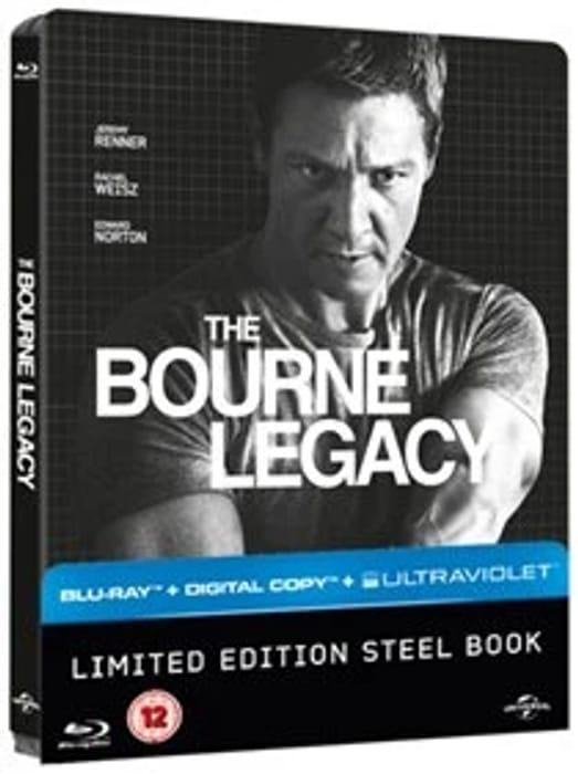 Bourne Legacy - Oscar Isaac, Scott Glenn BLU-RAY - Only £3.45!