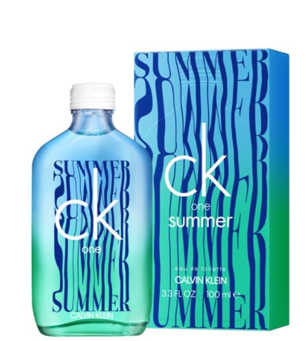 2 X Calvin Klein CK One Summer 2021 100ml EDT Was £88 Now £30 Delivered!