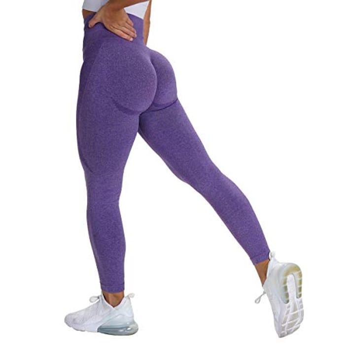 N\C Womens High Waisted Sports Leggings