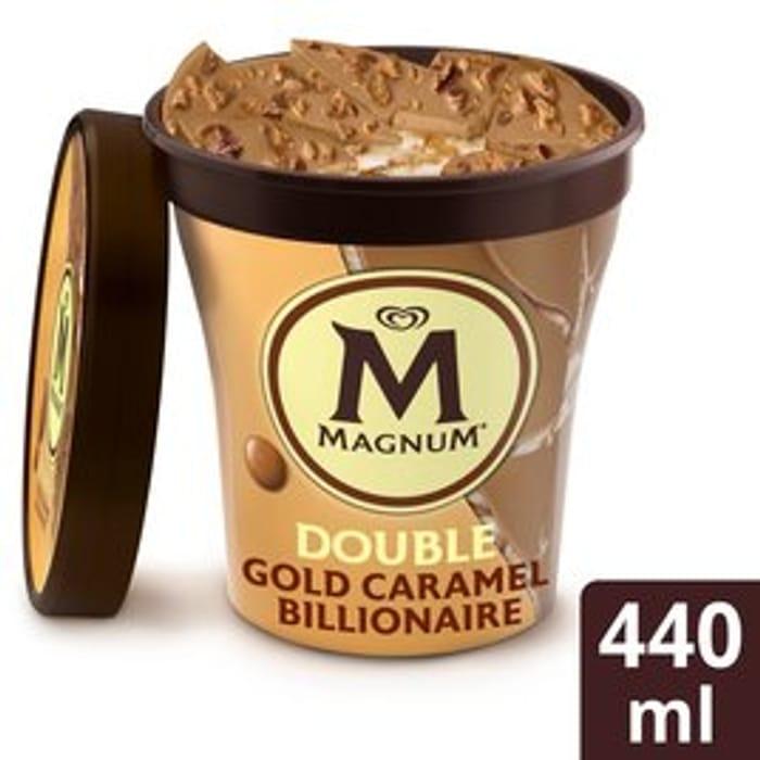 Magnum Caramel Billionaire