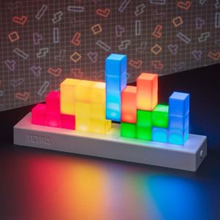 Tetris Icons Desk Light
