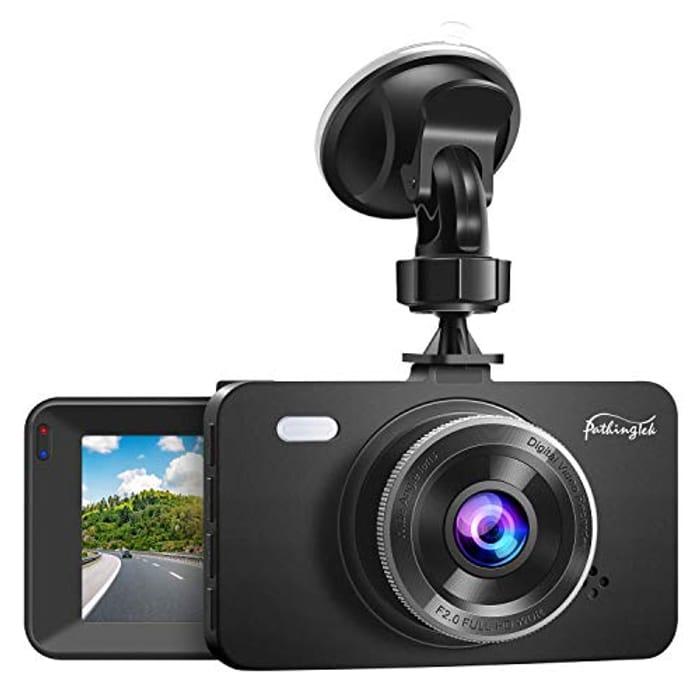 1080P Full HD Dash Camera