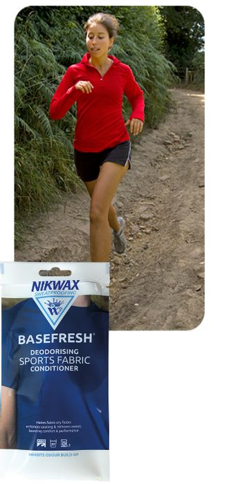 FREE 50ml Sachet Of BaseFresh The Deodorising Conditioner For All Activewear