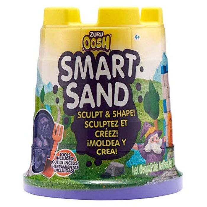 ZURU Oosh 8608 Moldable Smart Sand - Only £2.93!