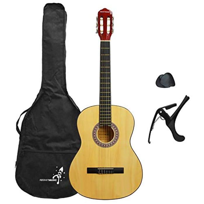 3rd Avenue Rocket Full Size Classical Guitar