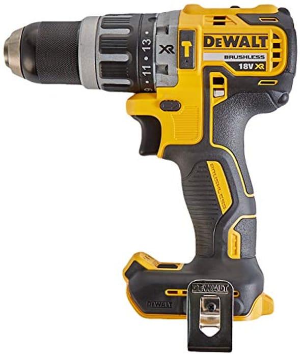 DEWALT DCD796N 18v XR Li-Ion Brushless Compact Combi Hammer