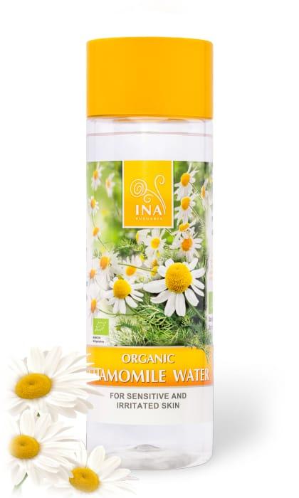 Free Bottle of Organic Cosmetics