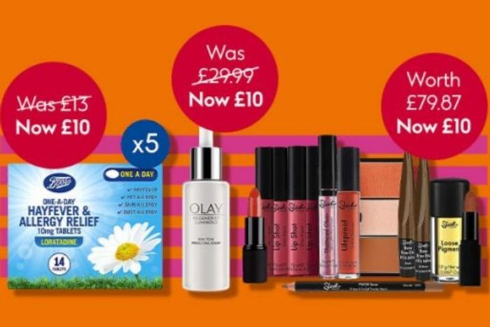 £10 Tuesday Offers ONLINE & IN-STORE.