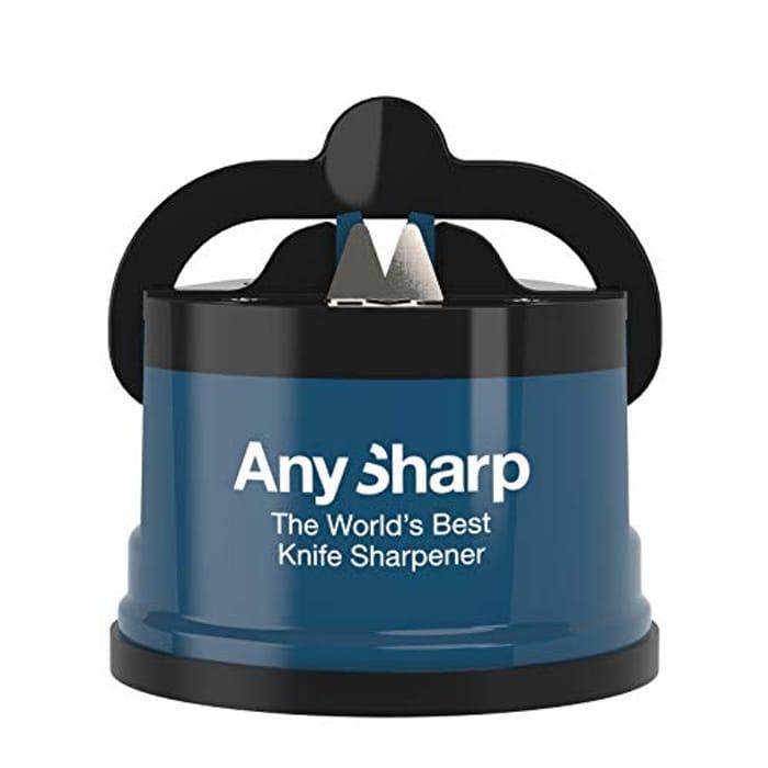 AnySharp World's Best Knife Sharpener - Only £5.20!
