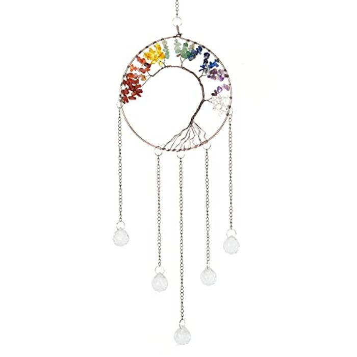 Cheap Crystal Life Tree Pendant Hanging Ornament Sun Catchers - Only £12.59!
