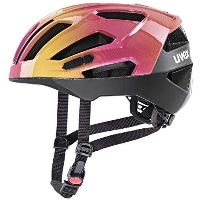 Uvex Unisex's Gravel-X Bike Helmet - Now £20.60!
