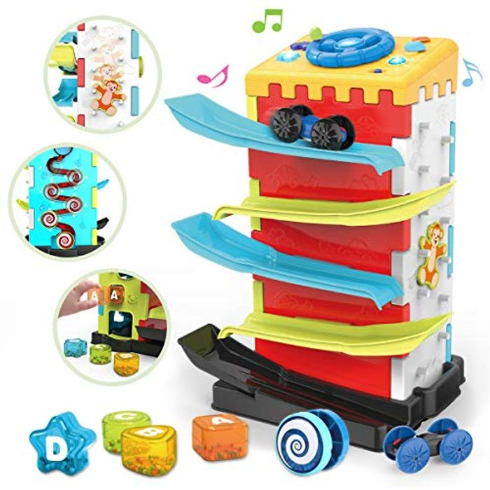 REMOKING Baby Toys 18 plus Months Activity Cube Toy - Only £12.59!