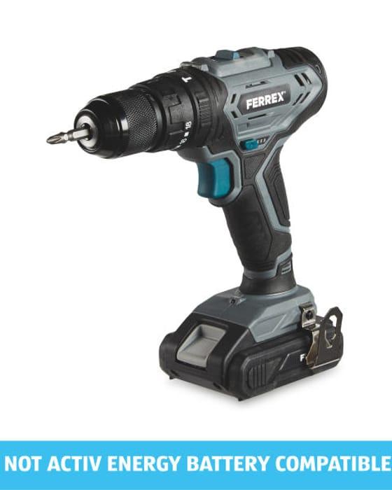 CHEAP! Pre Order - Ferrex 14.4V Cordless Hammer Drill