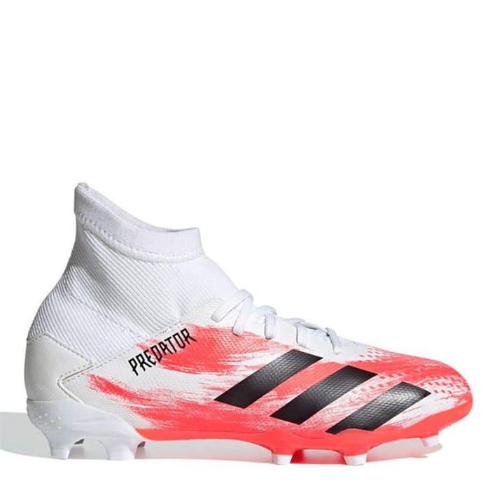 Best Price! Adidas Predator 20.3 Childrens FG Football Boots