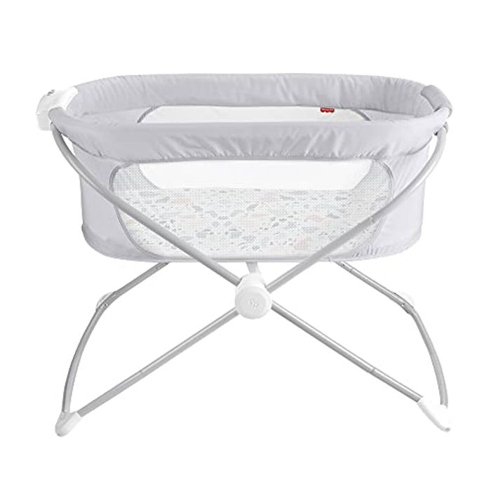 Fisher-Price Soothing View Bassinet