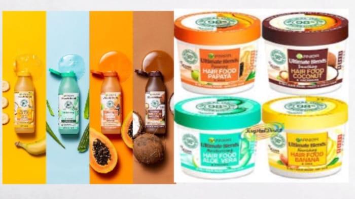 Star Buy! Now £2.89 on Selected Garnier Ultimate Blends Hair Food & Mask £3.46