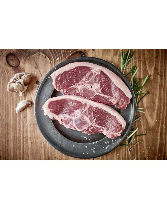 The August Organic Meat Box