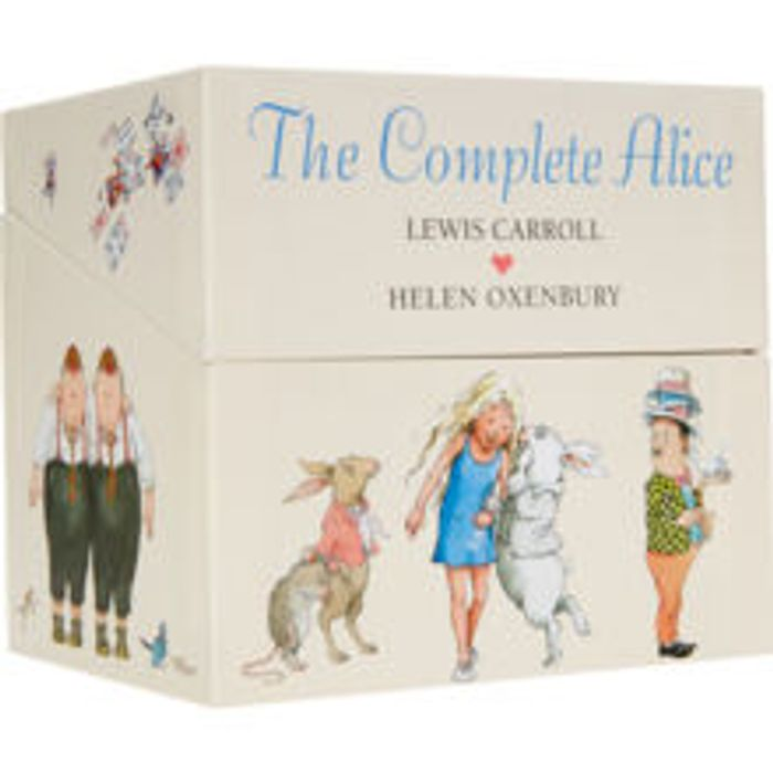 LEWIS CARROLL the Complete Alice Box Set