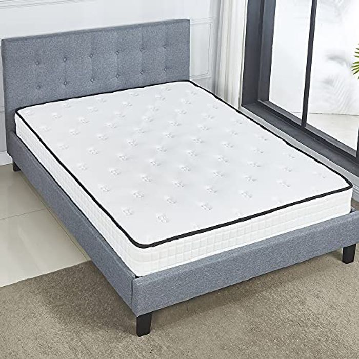 Memory Foam Double Mattress Only £55 Delivered
