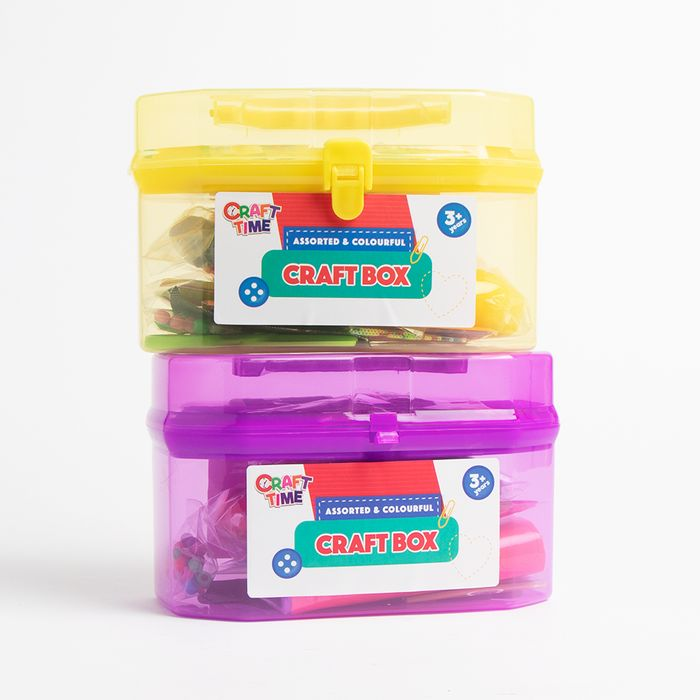 Create and Play: Craft Box (2 Pack)
