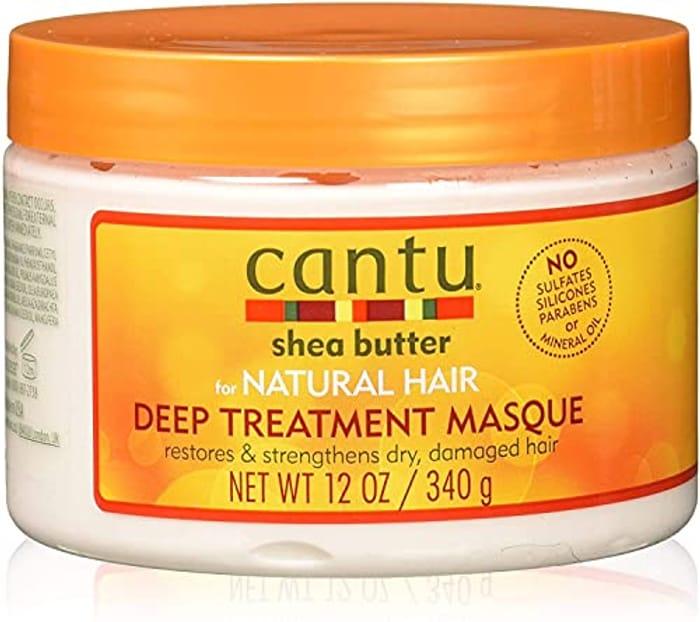 Cantu Natural Deep Treatment Masque