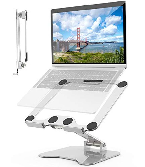 50% off This Portable/foldable Laptop Stand