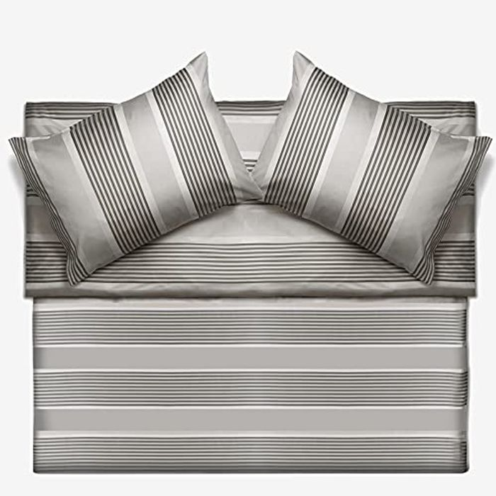 Super King Size Duvet Set - Brushed Microfibre Bedding