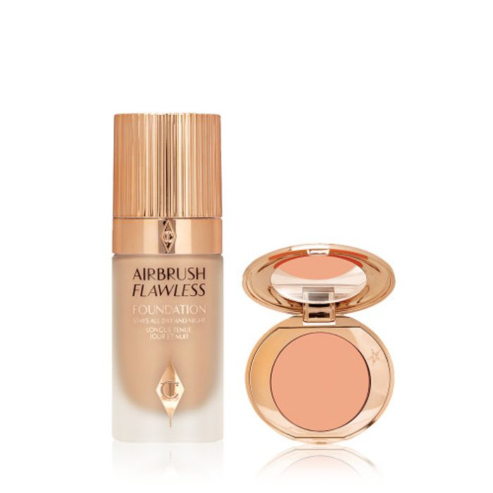 Charlottes Magic Complexion Duo exclusive 40% off Kit