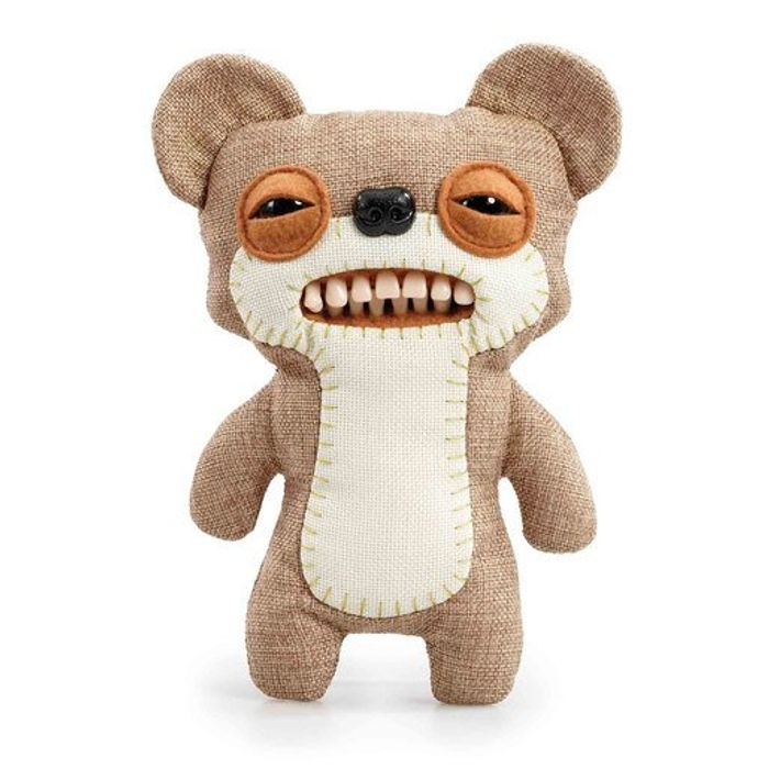 60% off Fuggler 22cm Funny Ugly Monster - Teddy Bear Nightmare