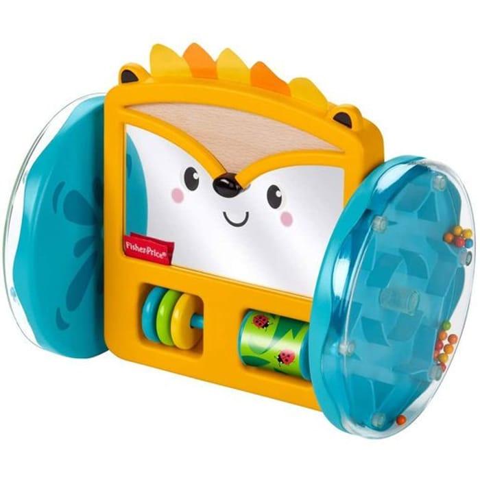 Fisher-Price Play & Crawl Hedgehog Mirror - Now Half Price!