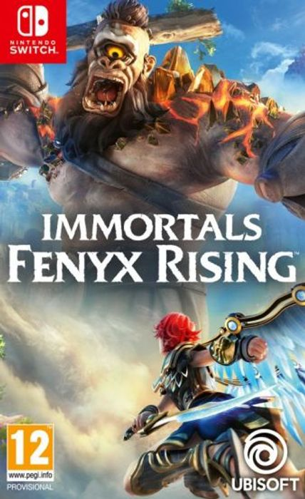 Nintendo Switch Immortals: Fenyx Rising £19.95 at the Game Collection